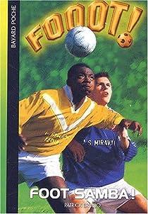 Fooot !, Tome 4 : Foot Samba ! par Merle