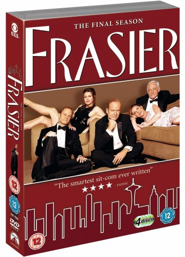 Frasier - Season 11 [DVD]
