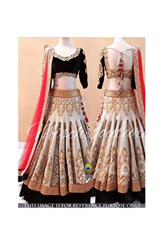 DaFacioun Exclusive Party Wear Designer Bollywood Replica Lehenga Choli