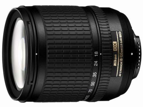 Nikon 18-135MM F3.5-5.6G IF-ED AF-S DX
