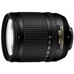 Nikon 18-135mm f/3.5-5.6G ED-IF AF-S DX Zoom-Nikkor Lens for Nikon Digital SLR Cameras