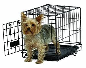 Midwest Homes for Pets Life Stages ACE Dog Crate, 18-Inch