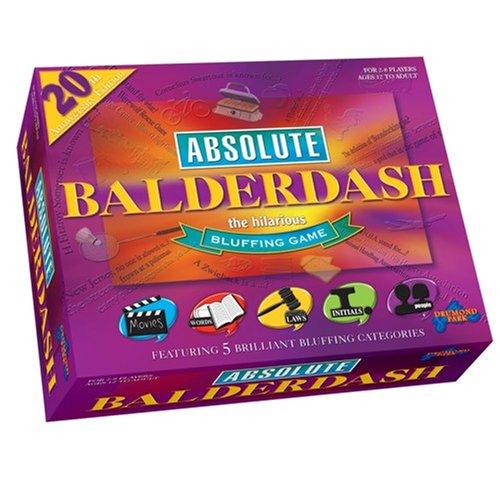 20th Anniversary Absolute Balderdash 0980 By Drumond Park