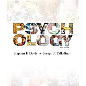 Psychology, 6/e | [Stephen F. Davis]