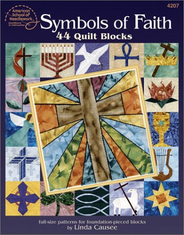 Symbols of Faith: 44 Quilt Blocks