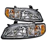Nissan Sentra/200sx Headlights OE Style Replacement Headlamps Driver/Passenge...
