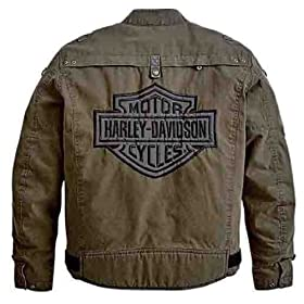 Harley-Davidson® Men's Dark Highway Riding Jacket-LIMITED EDITION