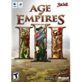 Age Of Empires III (Mac)by Macsoft