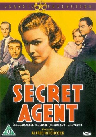 Secret Agent [DVD]