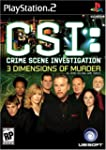 CSI: 3 Dimensions of Murder - PlaySta...