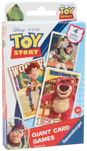 Ravensburger Toy Story Giant Card game