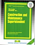 Construction And Maintenance Superint...