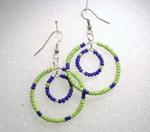 NFL-Seattle-Seahawks-48749012-Earrings-Jewelry-Card