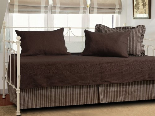 Greenland Home Josephine 5-Piece Daybed Set