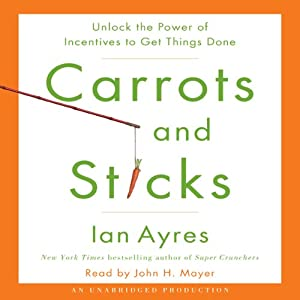 Carrots and Sticks: Unlock the Power of Incentives to Get Things Done | [Ian Ayres]