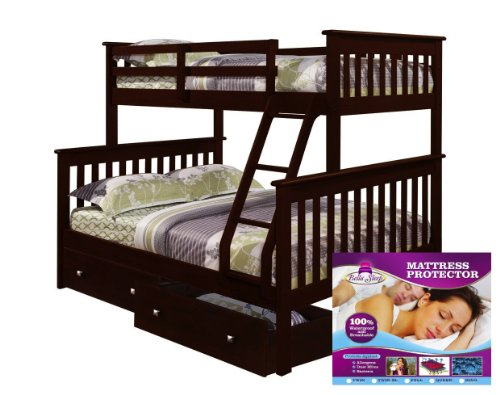 Bunk Beds Twin Over Full 173208 front