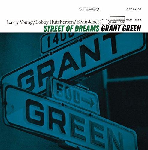 Vinilo : Grant Green - Street of Dreams (LP Vinyl)