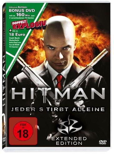 Hitman - Jeder stirbt alleine (+ Bonus DVD TV-Serien)