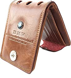 Finz Brown Men's Wallet