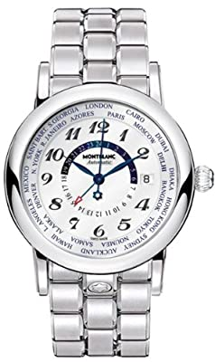 Montblanc Star World Time GMT Mens Watch 106465