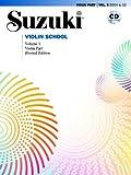 Suzuki Violin School, Vol 5: Violin Part, Book and CD