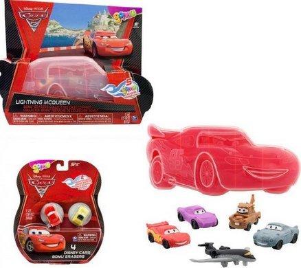 Gomu Erasers Collector Case, Disney Pixar Cars2 front-494614