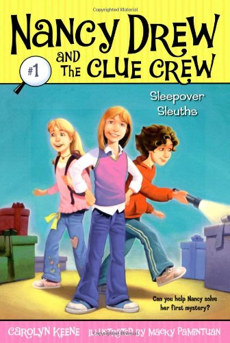 Nancy Drew and the Clue Crew by Carolyn Keene and Macky Pamintuan