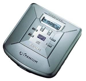 Philips exp103 expanium portable mp3 cd player - Porta cd auto simpatici ...