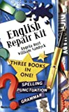 img - for English Repair Kit: Spelling Repair Kit, Punctuation Repair Kit, Grammar Repair Kit by Angela Burt (2001-02-15) book / textbook / text book