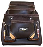 Best Tool Pouches - Rolson 68883 Single Oil Tanned Tool Pouch Review