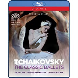 Tchaikovsky Collection - featuring The Royal Ballet [Blu-ray]