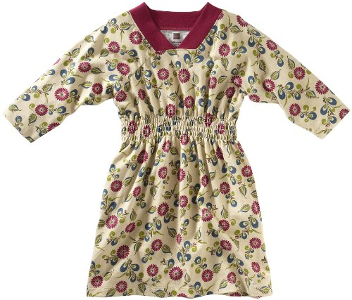 Tea Collection Girls 2-6x Canon Tonala Raglan Dress