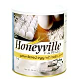 Powdered Egg Whites - 2.25 Pound Can