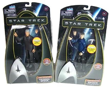 Star Trek 2009 Toys Star Trek Movie Playmates 2009