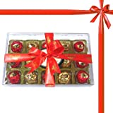 Chocholik Luxury Chocolates - 15pc Magical Collection Of Truffles