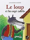 Le Loup et les Sept cabris (album CP)