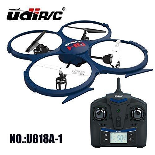 UDI U818A con GPS