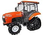 【クボタ農業機械】クボタトラクターグランフォースFT25パワクロ1/24スケール【農機ミニカー】亜鉛ダイキャスト&プラスチック