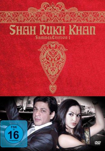 Shah Rukh Khan Samtbox Vol. 1