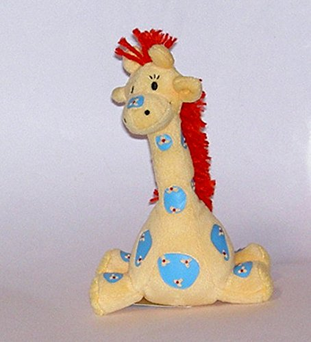 "7.6"" red Mane Giraffe - 1"