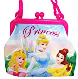Disney Princess Coin Purse Wallet - Princess Mini Snap Coin Purse