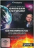 Stephen Hawkings großer Entwurf + Geheimnisse des Universums (2 DVDs)