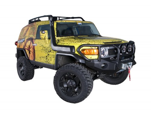 Road Armor FJ801B Bumper (Fj Bull Bar Winch compare prices)