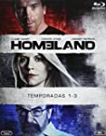 Homeland - Temporadas 1-3 [Blu-ray]