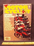 1984 84 July MOTORCYCLIST Magazine (Features: Yamaha RZ350 Kenny Roberts Replica & Bimota KB3)