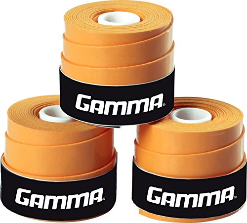 Gamma Sports Tennis Racquet Tac Overgrips - Supreme or RZR