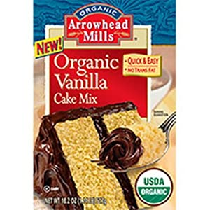 healthy cake mix