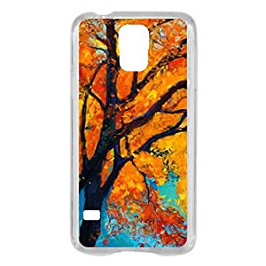 a AND b Designer Printed Mobile Back Cover / Back Case For Samsung Galaxy S5 (SG_S5_850)
