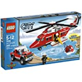 LEGO City Fire Helicopter (7206)