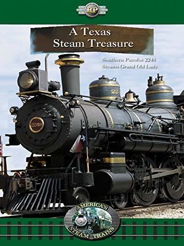 A Texas Steam Treasure